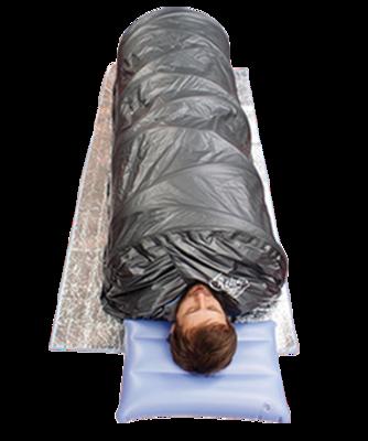 Relax Sauna  (Lie down model)