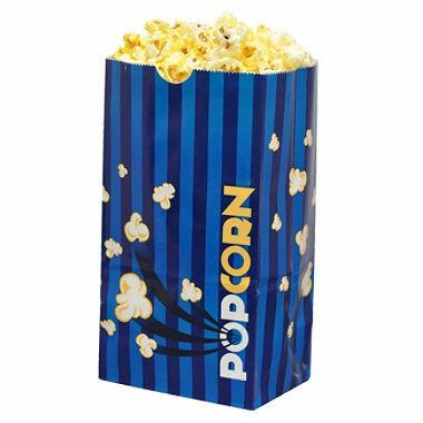 Medium Popcorn Plain (no butter)