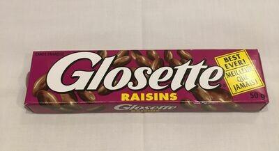 Glosette Raisins