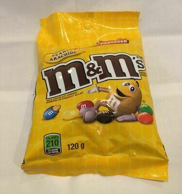 M & M Peanut Large