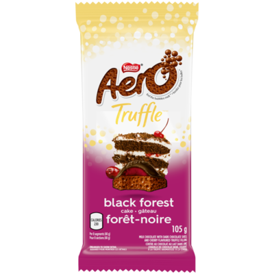 AERO TRUFFLE BLACK FOREST CAKE CHOCOLATE