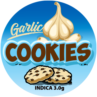 Legal Coupon - (Garlic Cookies) Optional Gift