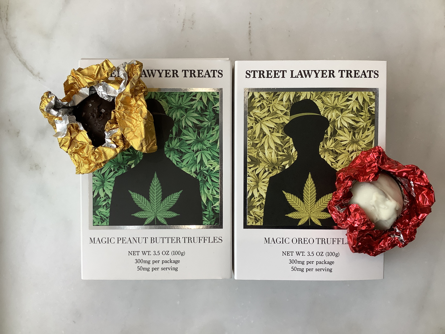 Legal Coupon - (Chocolate Truffles) Optional gift