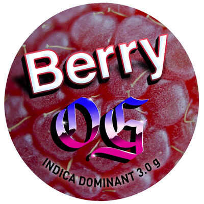 Legal Coupon - Optional (Berry OG) Gift