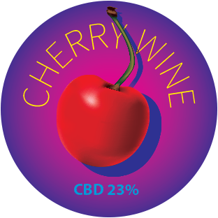 Cherry Wine (CBD)