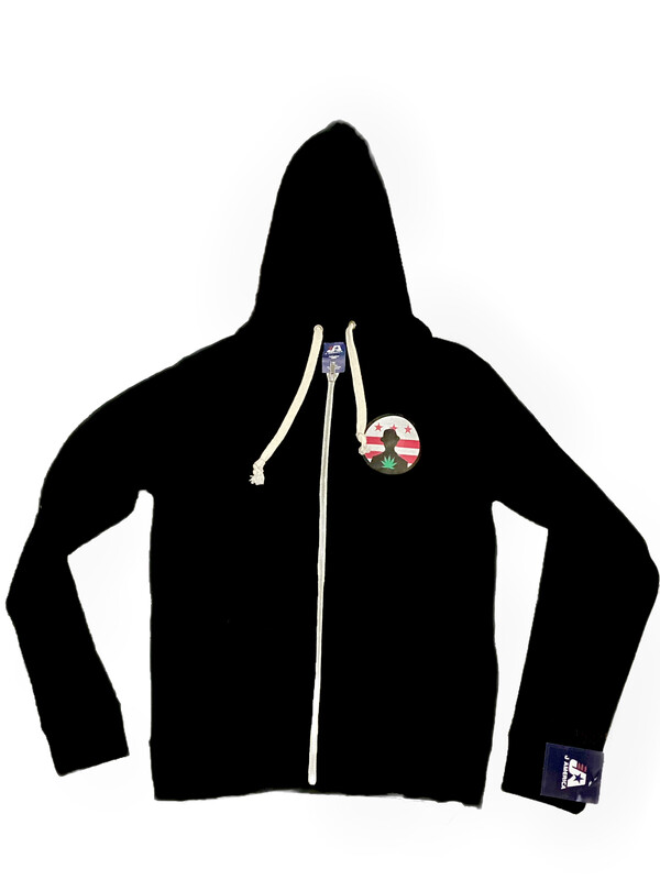 SLS Zip Up Sweatshirt