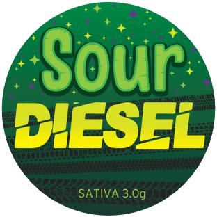 Legal Coupon - (Sour Diesel) Optional Gift