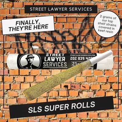 Legal Coupon- Optional (SLS SUPER ROLL) Gift