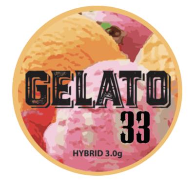 Legal Coupon - Optional (Gelato 33) Gift