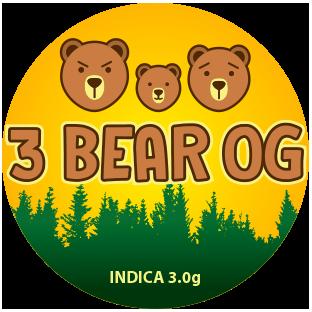 Legal Coupon - (3 Bear OG) Optional Gift