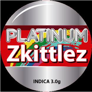 Legal Coupon - (Platinum Zkittlez) Optional Gift