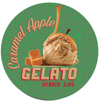 Legal Coupon - (Caramel Apple Gelato) Optional Gift