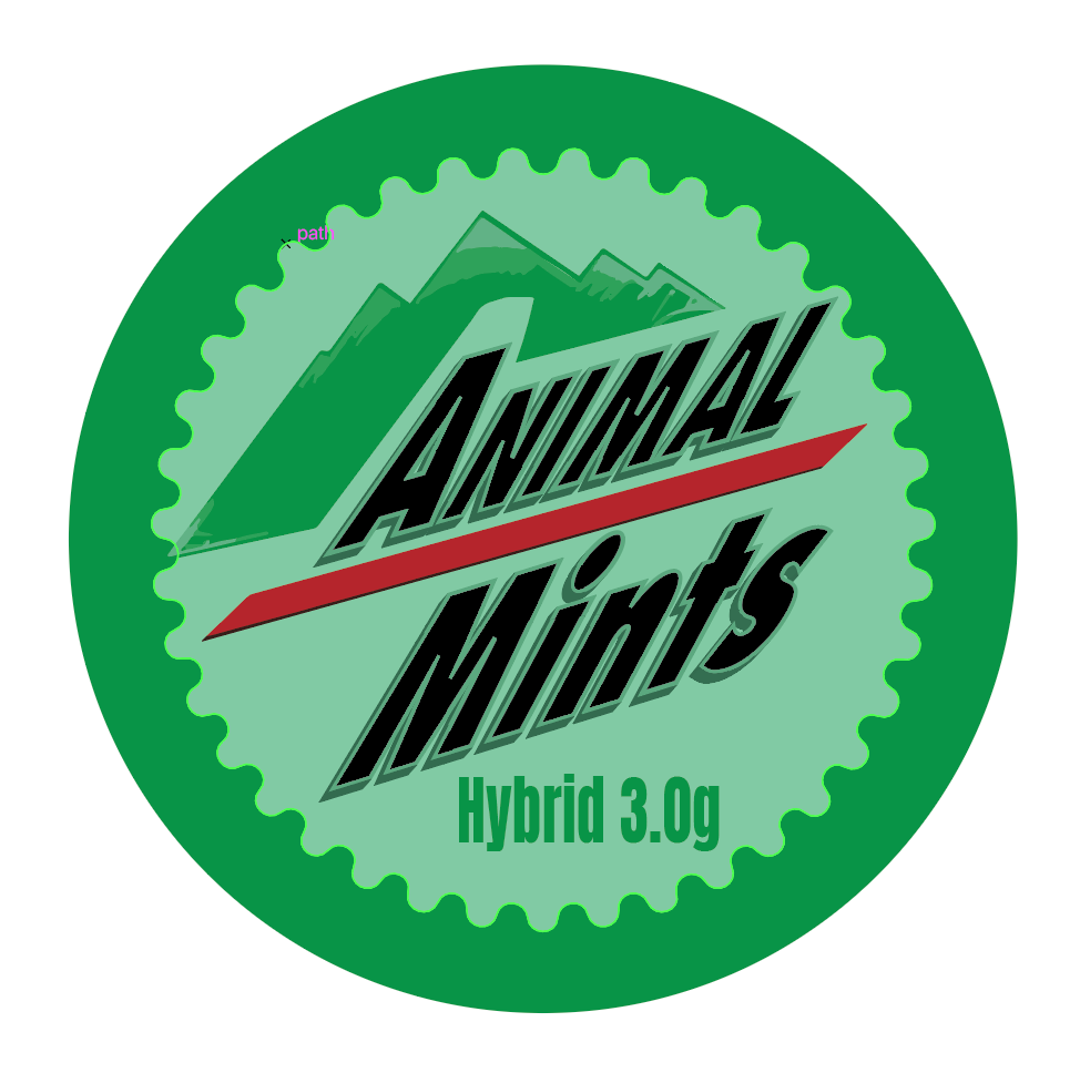 Legal Coupon - (Animal Mints) Optional Gift