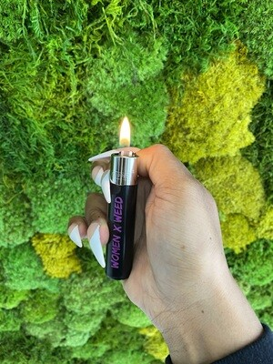 Women x Weed Lighter