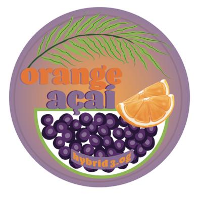 Legal Coupon - (Orange Açaí) Optional Gift