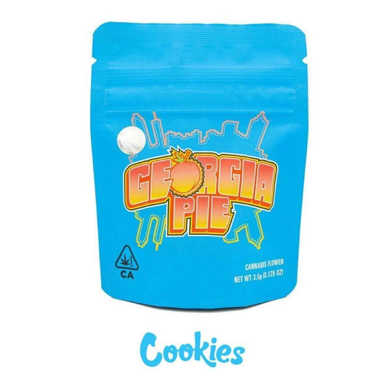 Legal Coupon- (Georgia Pie- Cookies Brand) Optional Gift
