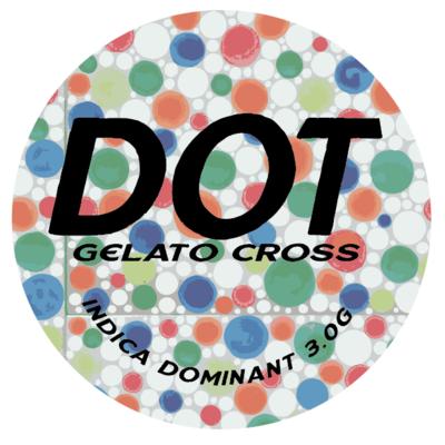 Legal Coupon - (DOT Gelato Cross)- Optional Gift