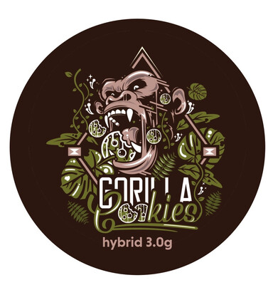 Legal Coupon - (Gorilla Cookies) Optional Gift