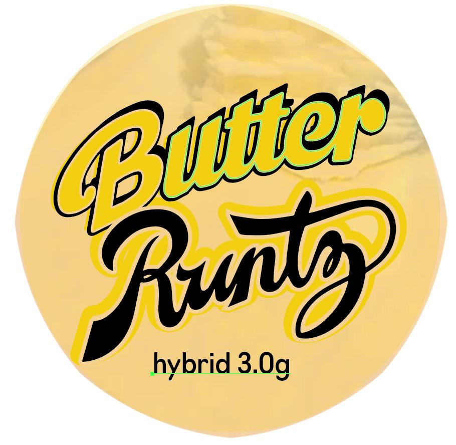 Legal Coupon - Optional (Butter Runtz) Gift