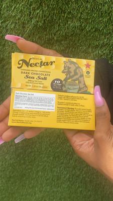 Legal Coupon- (NorCal Nectar Dark Chocolate Sea Salt) Optional Gift