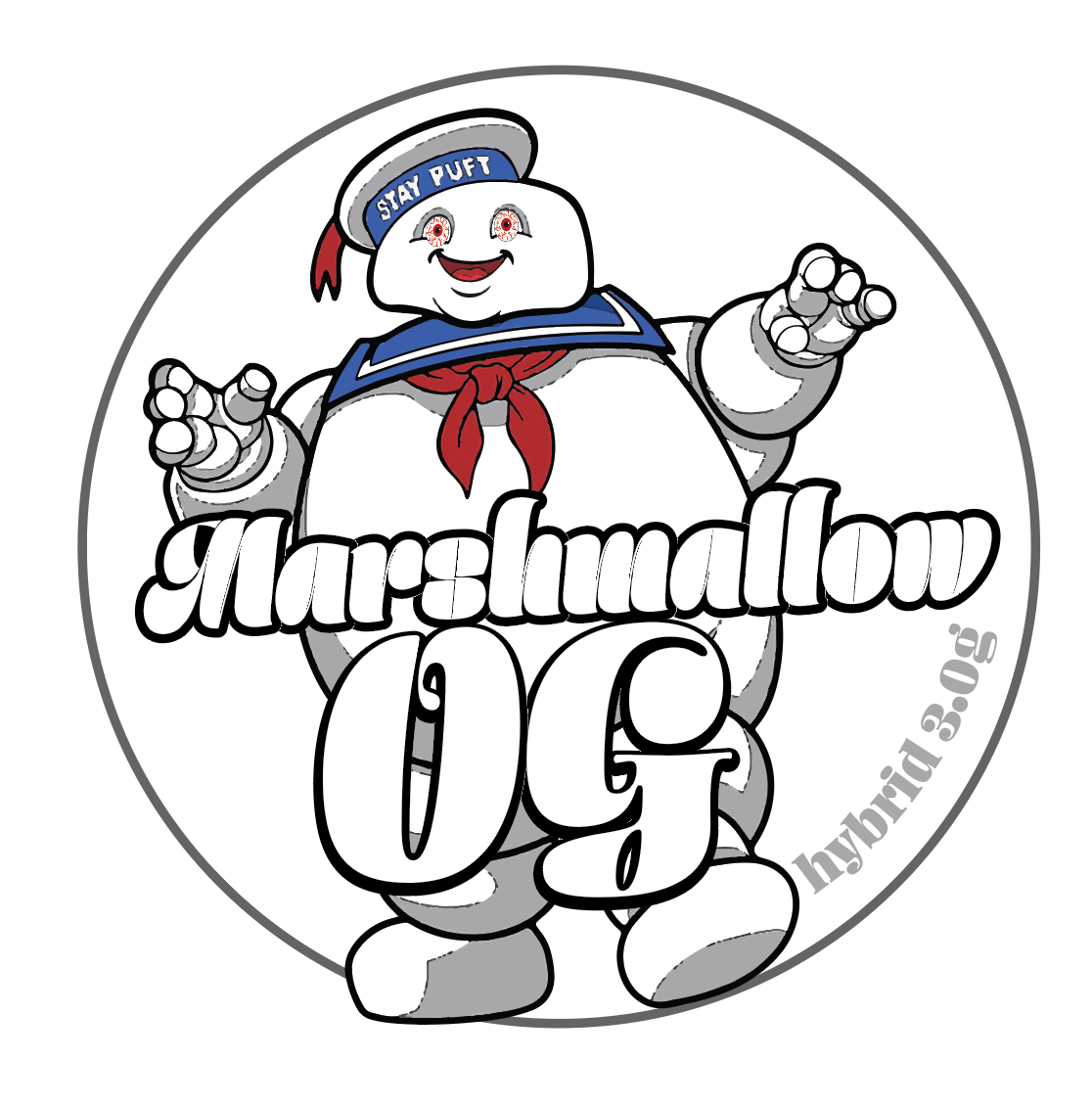 Legal Coupon - (Marshmallow OG) Optional Gift