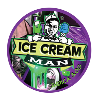 Legal Coupon - (Ice Cream Man) Optional Gift