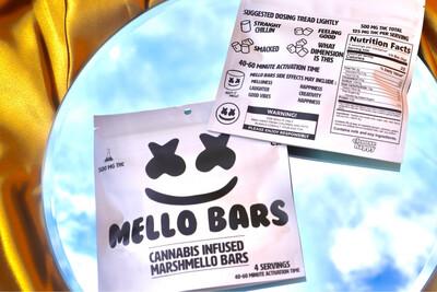 Legal Coupon Optional - (Mello Marshmallow Bars) Gift