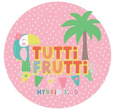 Legal Coupon- (Tutti Frutti) Optional Gift