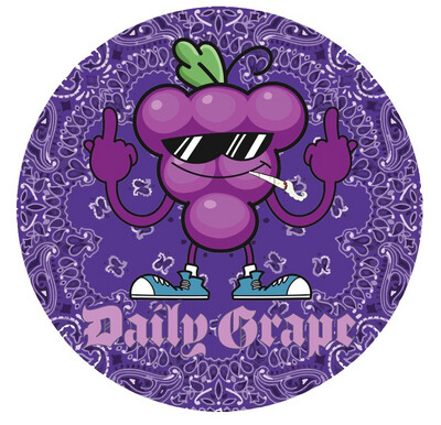Legal Coupon- (Daily Grape) Optional Gift