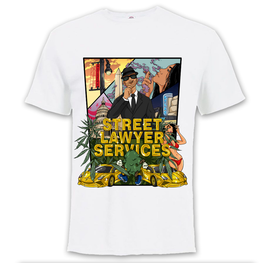 SLS Graffiti T-Shirt (New)