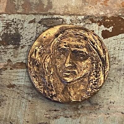 Bronsemedaljong