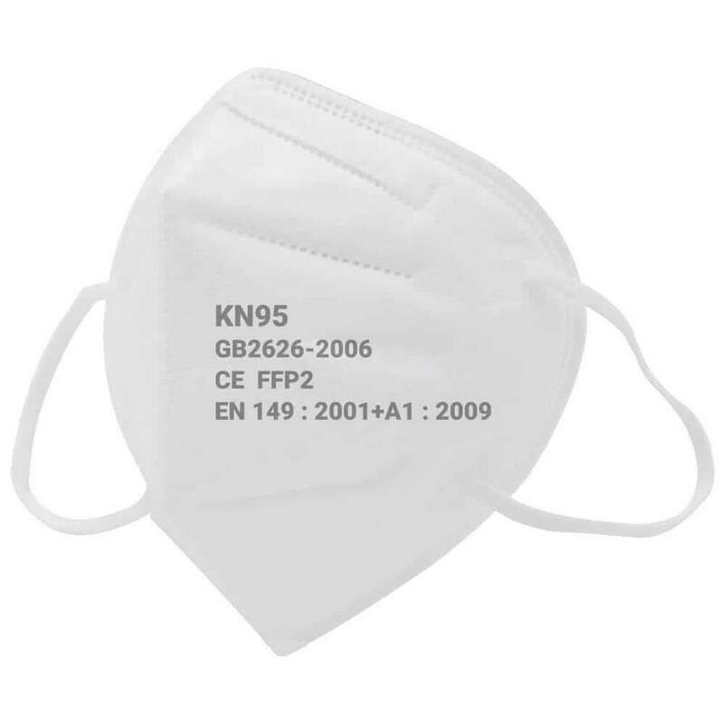 Mascherine FFP2- KN95 marchio CE | €0,95/pezzo - box 100 pezzi