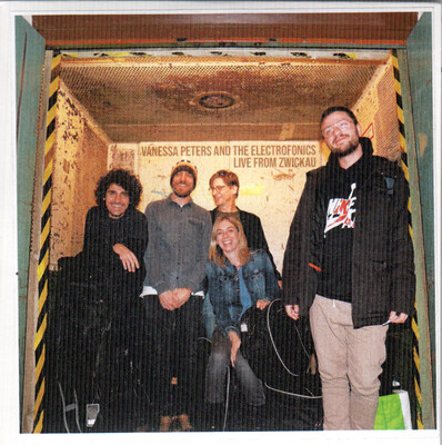 VANESSA PETERS AND THE ELECTROPHONICS | LIVE FROM ZWICKAU