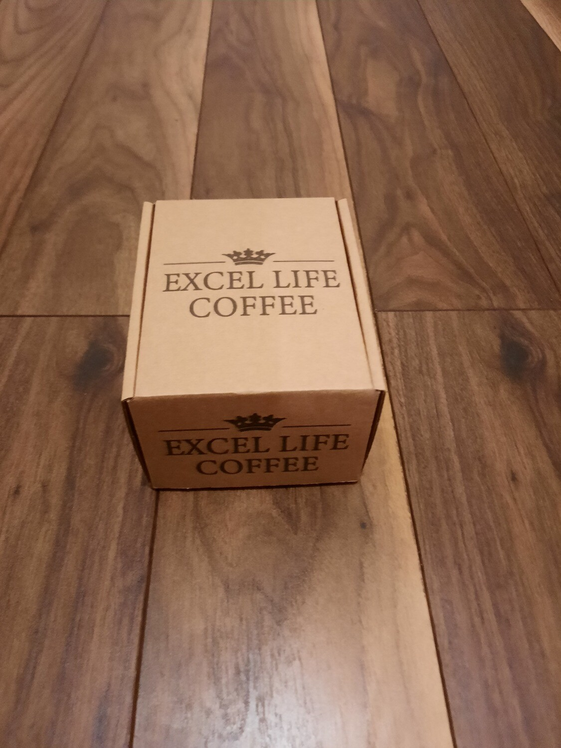 Excel Life Coffee® PURE GOLD Experience