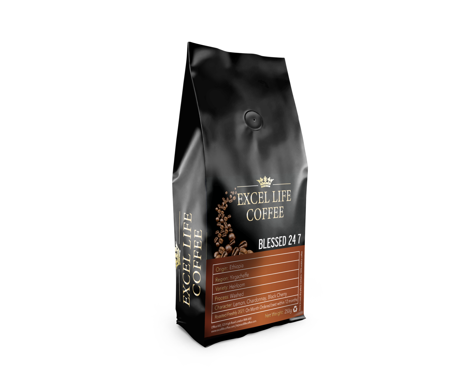 Get the 250g Excel Life Coffee® Experience freshly roasted MONTHLY selection or preferred choice of 250g high grade coffee SUBSCRIBE NOW