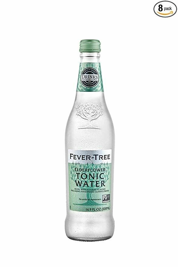 FEVER TREE ELDERFLOWER TONIC WATER CL20