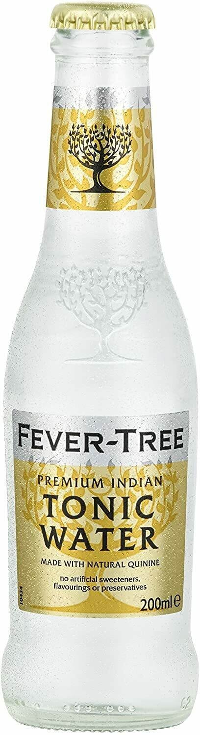 FEVER TREE INDIAN TONIC WATER CL20