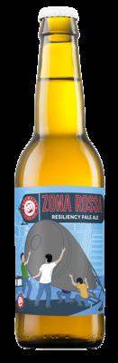 ZONA ROSSA RESILIENCY PALE ALE 5,5% alc. 33cl BREWFIST