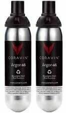 Coravin, capsule in acciaio inox, argento, BOX DA 2