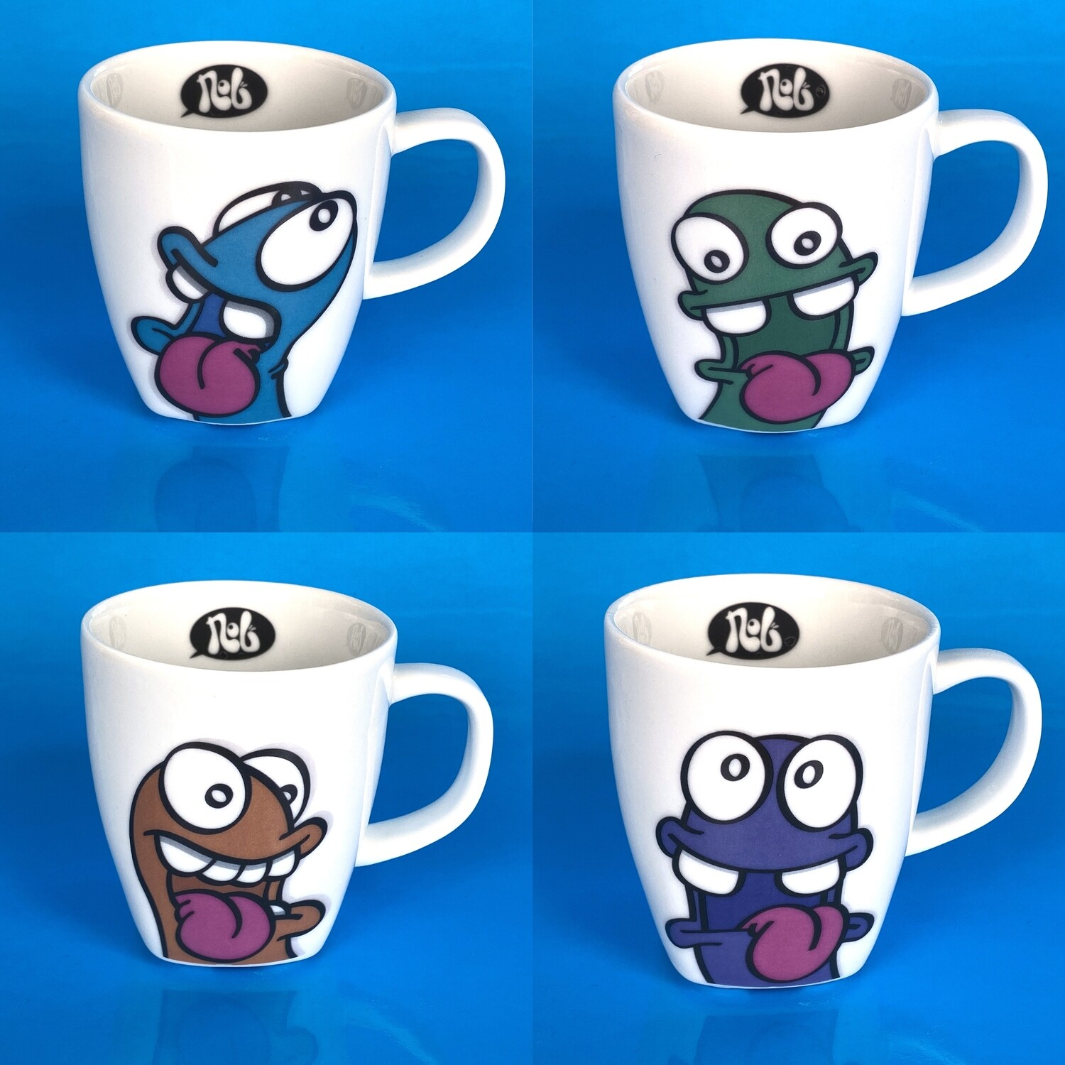 Emotions coffee family pack