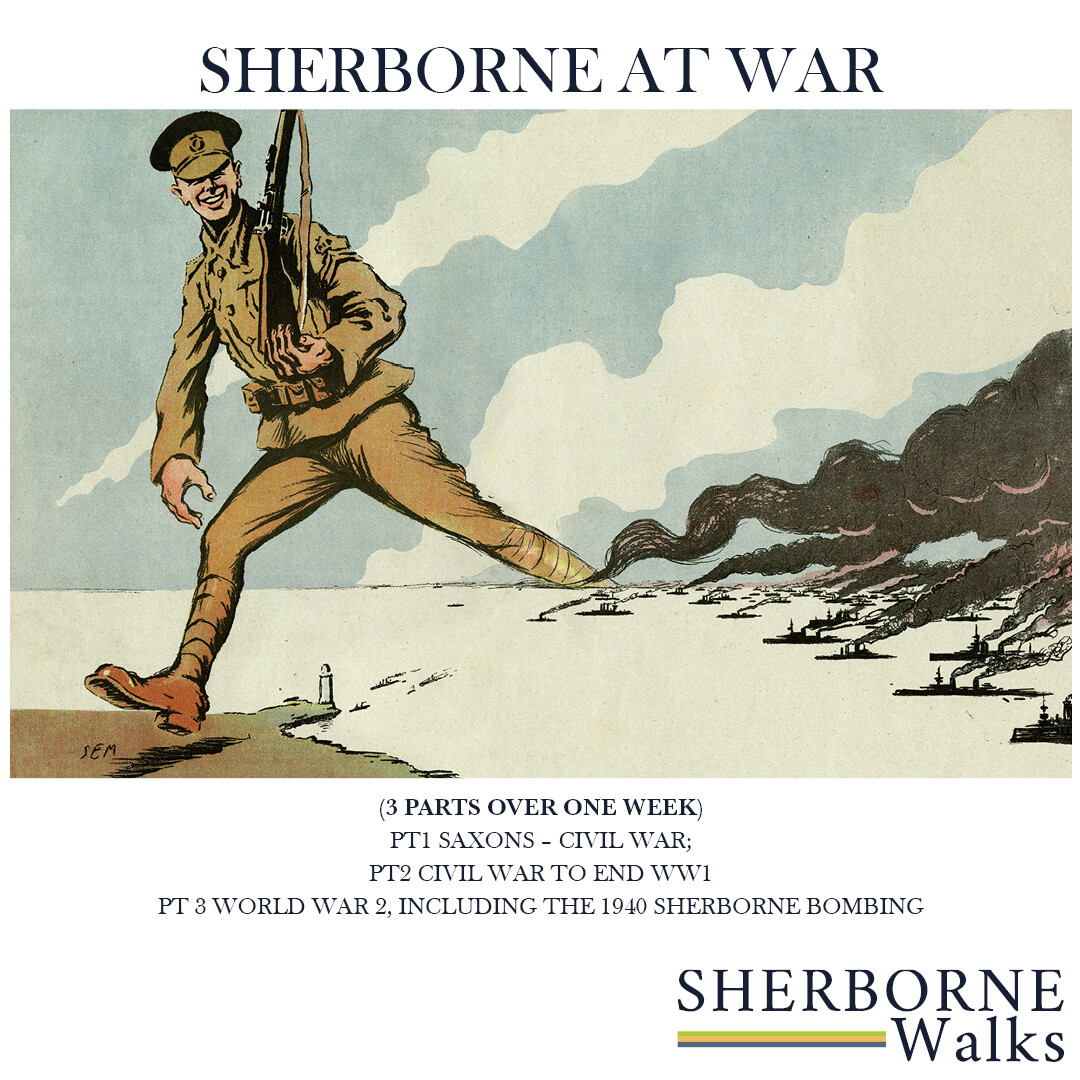 Sherborne at War