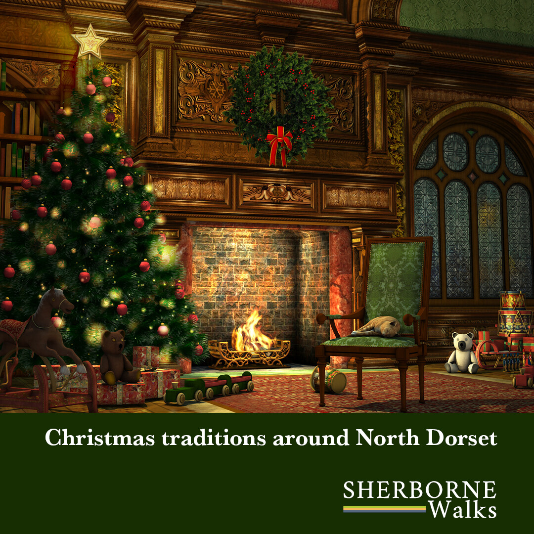 Christmas traditions around North Dorset