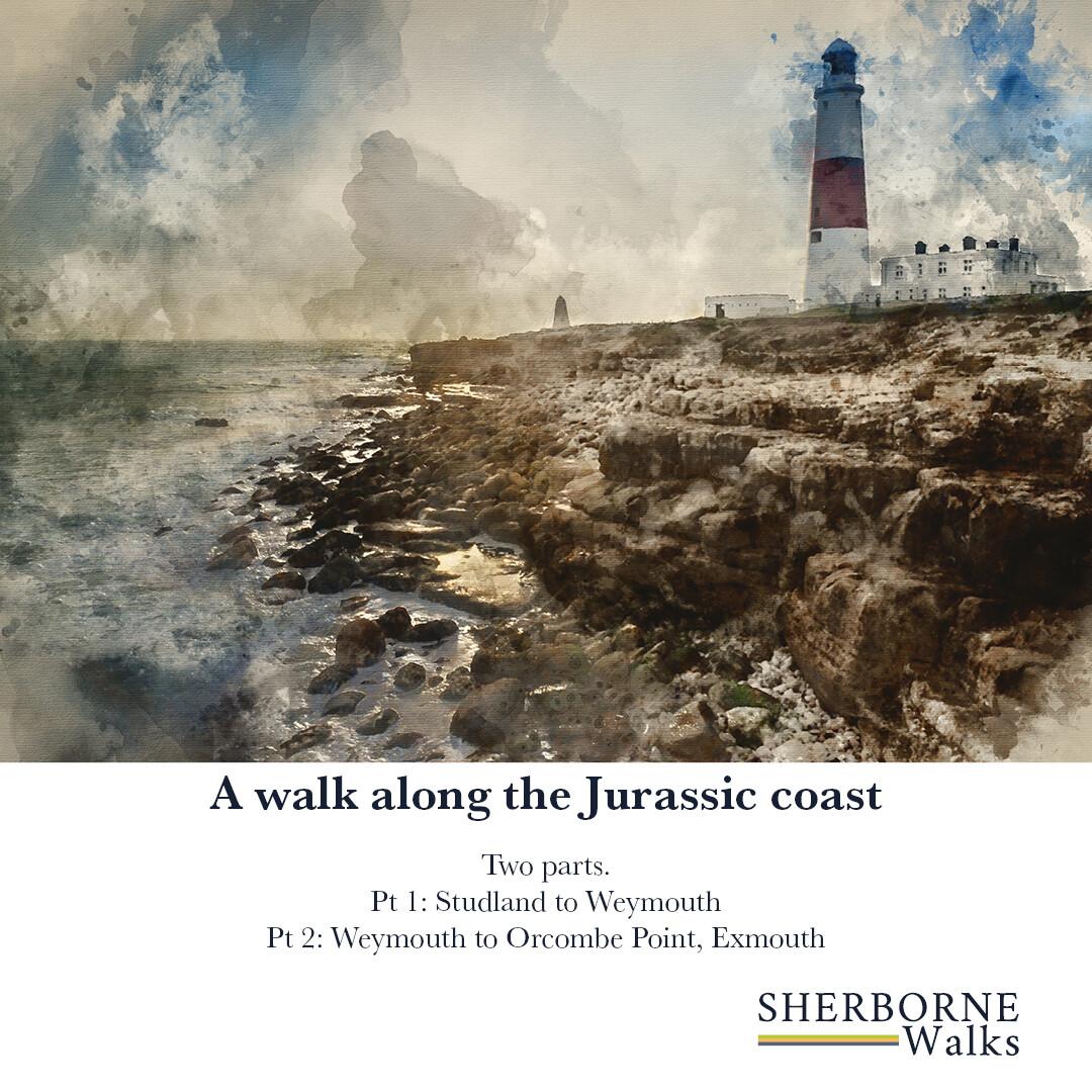 A walk along the Jurassic coast.