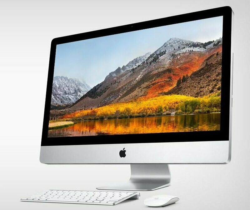 iMac 21,5 inch Mid 2010