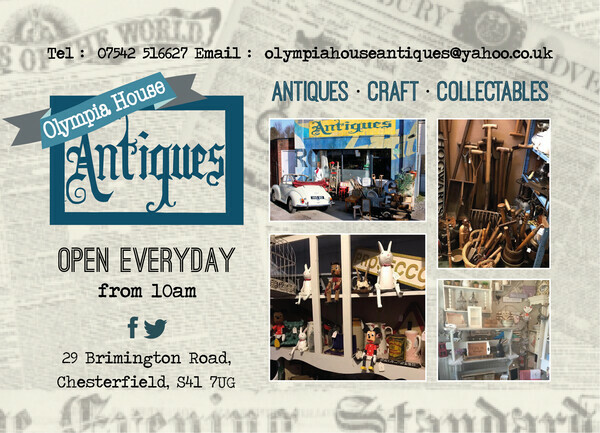 Olympia house antiques and craft centre