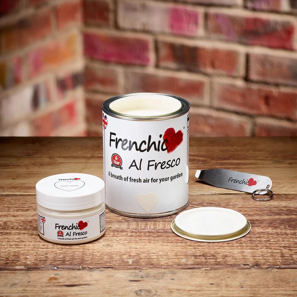 Frenchic Alfresco Inside/outside Range Cream Dream 150ml 250ml 750ml