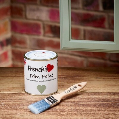 Frenchic Trim Paint Green With Envy 500ml