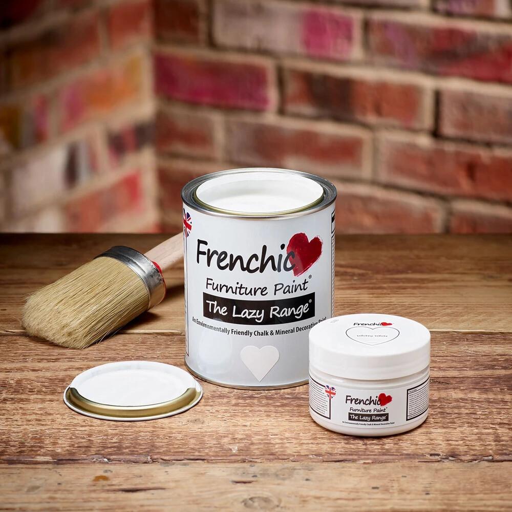 Frenchic Lazy Range Whitey White 250ml 750ml