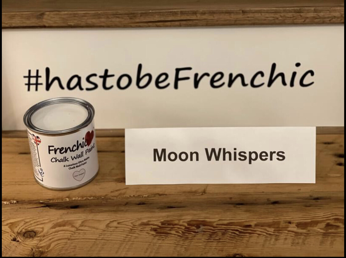 Frenchic Wall Paint Moon Whispers NEW 250ml 2.5 Litre