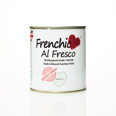 Frenchic Alfresco Peppermint 500ml Limited Edition